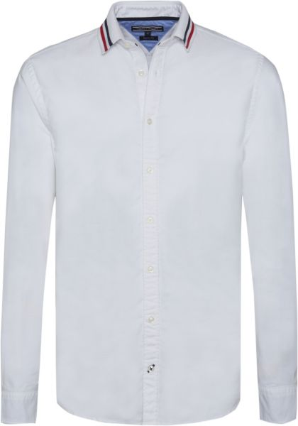 23b2ff66726a3f Tommy Hilfiger Shirt For Men - White