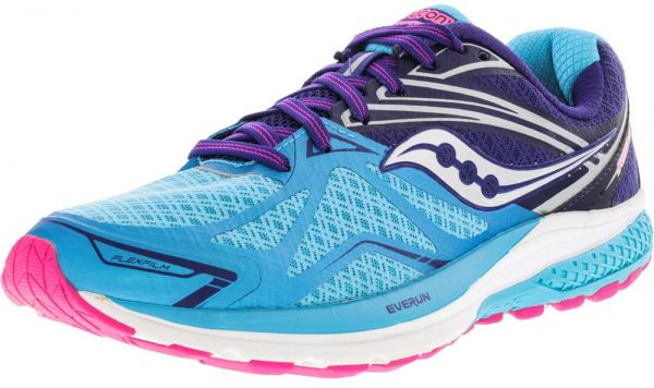 on sale 0ccb7 93ec4 Saucony Ride 9 Running Shoes for Women - Sky Blue