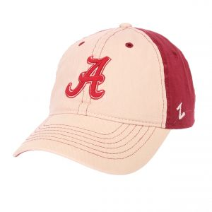 6d2b70fec92 Zephyr NCAA Alabama Crimson Tide Men s The Dean Relaxed Cap