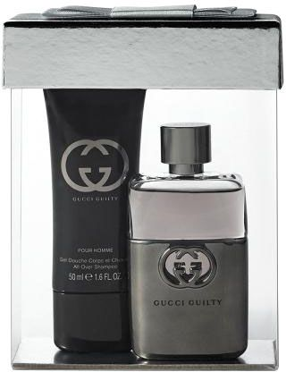 3a172908d Guilty by Gucci Gift Set for Men - Eau de Toilette