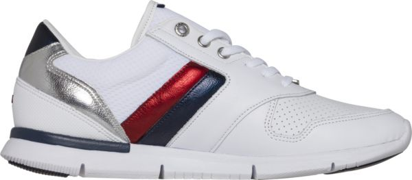 4a1356278c64d Tommy Hilfiger Light Weight Fashion Sneakers for Women - White ...