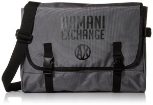 Armani Exchange Men s Utility Messenger Bag Accessory 24d84f3b3f1a9
