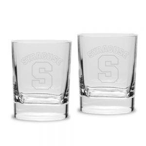 University Glass NCAA Boise State Broncos Adult Set of 2-23 oz University Pilsners Deep Etch Engraved Clear One Size