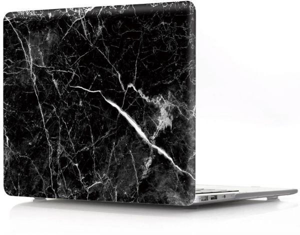 finest selection 8a125 b0e6d Cover Case For Apple Macbook Pro Retina 13 , Black Marble , A1425 , A1502