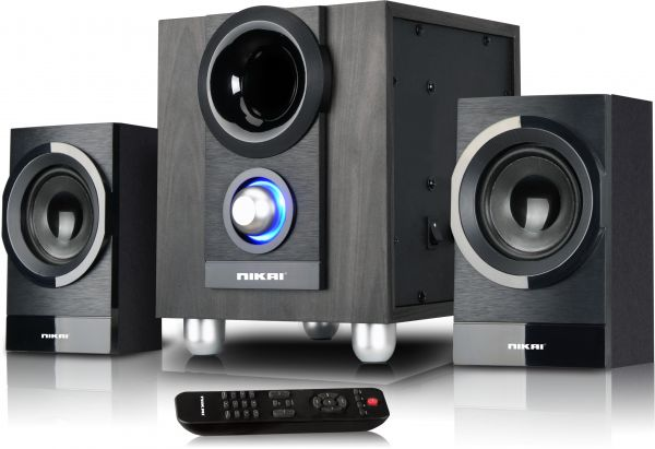 Nikai 2 1 Channel Home Theater System NHT2100BTN