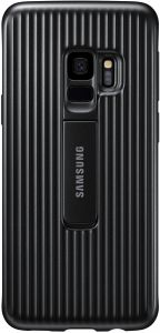 buy popular 03243 41a44 Samsung Galaxy S9 Protective Standing Cover - Black, EF-RG960C
