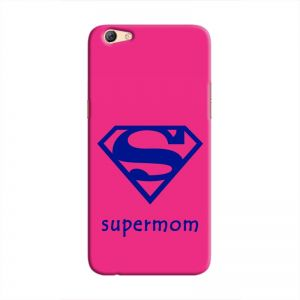 Cover It Up Supermom Hard Case For Oppo F3 Plus, Pink