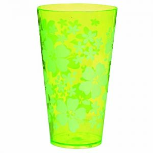 fbbfaa5a94610 Amscan Tropical Hibiscus Cold Drink Tumbler Hawaiian Summer Luau Party  Reusable Beach Picnic Drinkware