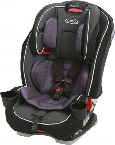 Graco SlimFit All In One Convertible Car Seat Multi 1999656