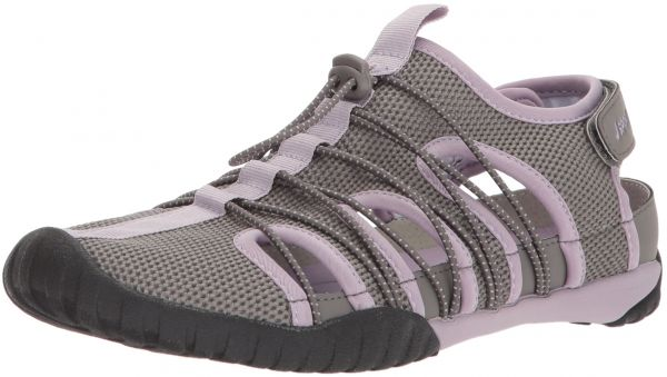 d53fc58a50d2 JSport by Jambu Women s Newbury-Water Ready Fisherman Sandal
