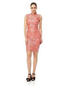 8fad81375a Paper Dolls Bodycon Dress For Women - Pink