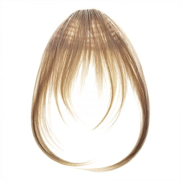 Souq Clip In Bangs Hair Extension R21t Sandy Blonde Kuwait