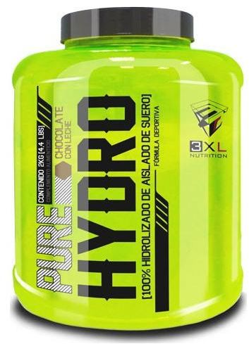 960da1e5b pure hydro - for cutting - hydrolyzed whey protein - 2kg