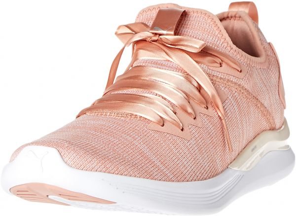 low priced d89ab 439e7 Puma Ignite Flash Evoknit Satin EP Wn's Training Shoe For Women