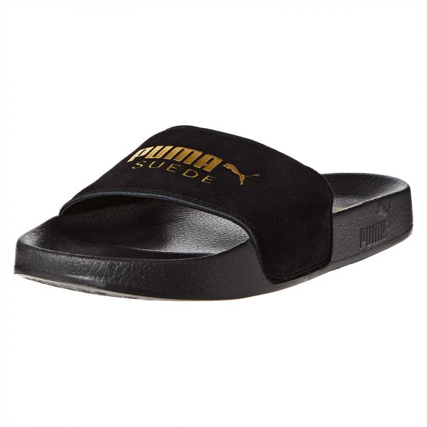 a7d5a9b28f3368 Puma Leadcat Suede Slides for Men. by Puma