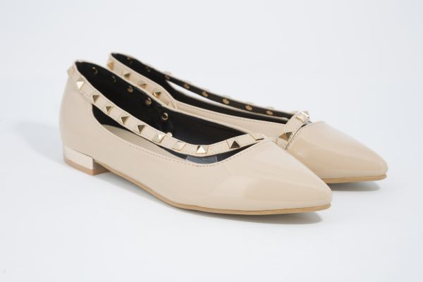 SX-SX Shoes for Women , Nude - 39 EU