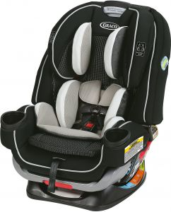 Graco 4Ever Extend2Fit All In One Convertible Car Seat Multi 2001871