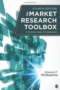 Market Research Toolbox by Edward F - Paperback