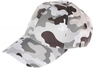b8d155bb6bd Tally Weijl Camouflage Baseball Cap for Women - Grey