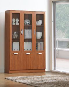 Maison Concept Wooden Closets And Cabinets   Brown (FC 7181)