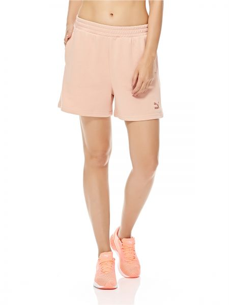 2ee7a2efb783 Puma Classic Structured T7 Shorts For Women