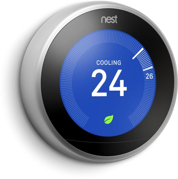 Nest Learning Thermostat 3rd Generation With Installation