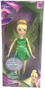 Wings Flutter Disney Collection Tinker Bell 10 Inch Doll Fairy Fairies Figure