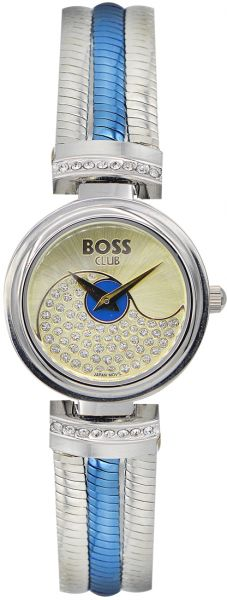 0955158d4 BOSS CLUB Casual Watch For Women Analog Stainless Steel - 6-233-8325-588