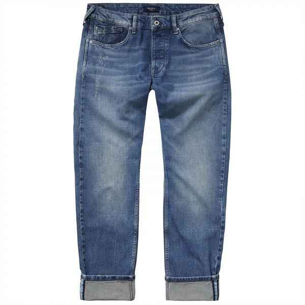 26e73ed75f Pepe Jeans Straight Jeans for Men - Blue