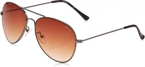6171b6c97d Kenneth Cole Unisex Aviator Sunglasses - 1279 08F - 57-16-140 mm