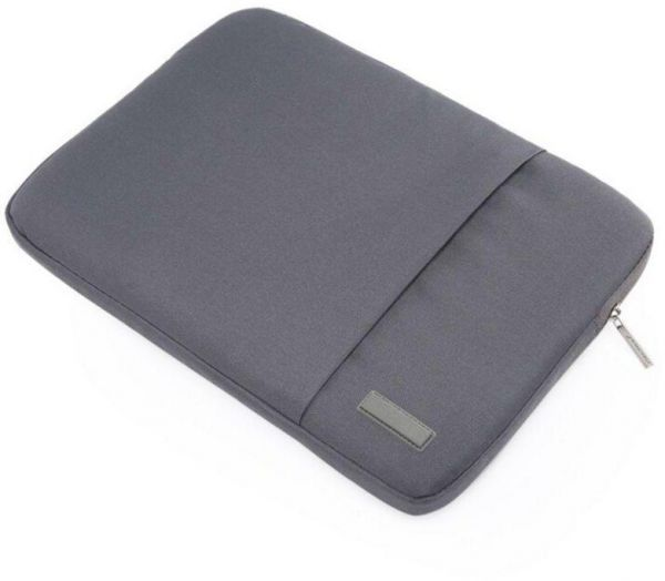 Laptop Notebook Tablet Sleeve Case Bag Cover For Macbook 11 Inch Dark Grey Souq Uae