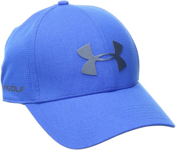 Under Armour Men s Driver 2.0 Golf Cap blue  4e0ae8f2a36