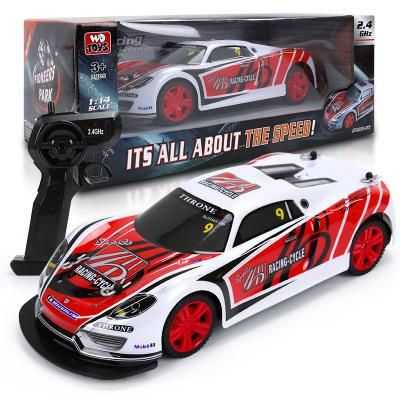 Geekper Electric Rc Car Offroad Remote Control Cars Rtr Buggy Monster Truck