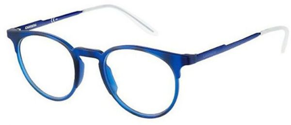 5fca953644 Carrera Glasses Frame Round Unisex - Blue