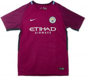 aad823770 nike manchester City football Club BRT Stadium Jersey SS aW For Kids