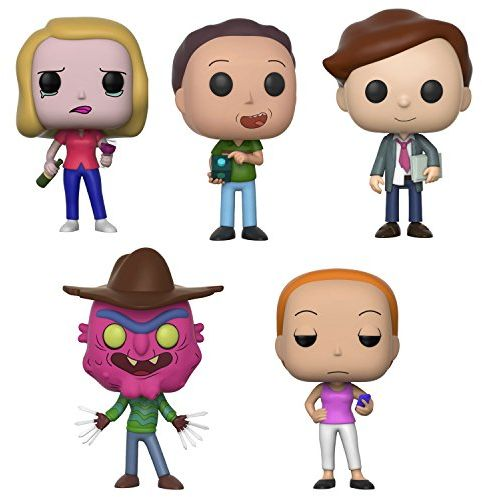 0077733006a Funko Pop Animation Rick   Morty Scarry Terry
