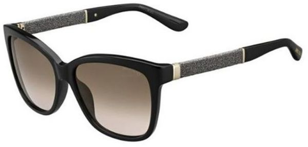 3f4506c752a5 Jimmy Choo Sunglasses Square For Women - Brown
