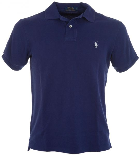 ralph lauren polo t shirt for men cobalt blue souq uae. Black Bedroom Furniture Sets. Home Design Ideas