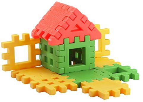 Educational Toys Age 2 : Souq sartham building block toy for kids age 2 to 5 uae