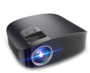 bccf74e5fa802a YG600 LED Projector 2000 Lumens HD 1080P Home Theater LED Projector with  HDMI/VGA /USB/SD/AV Input