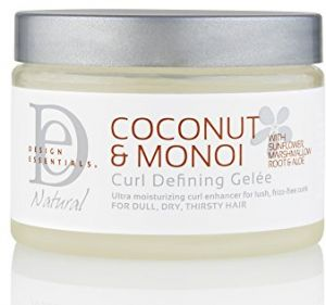 Design Essentials Natural Curl Defining Gelee Lightweight Defined