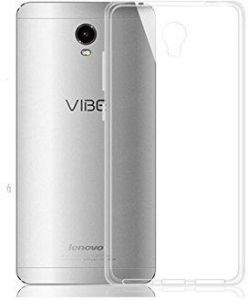 Lenovo Vibe P1 TPU Silicone Clear Case Back Cover By Muzz