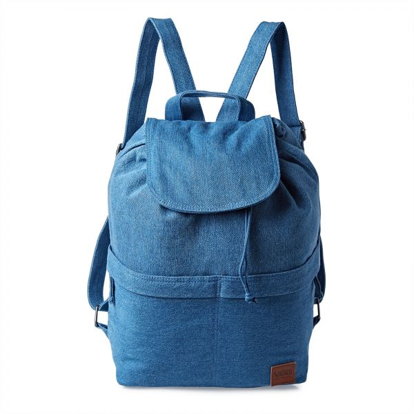 Vans VA4GKDNM Lakeside Backpack for Women - Blue  8dcc326540