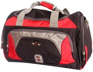 Track Travel Duffle Bag For Unisex  660ab43443053