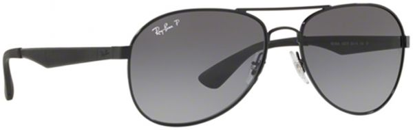 2dc2ea439d Ray-Ban Aviator Men s Sunglasses - RB 3549-002 T3 - 61-16-145mm ...