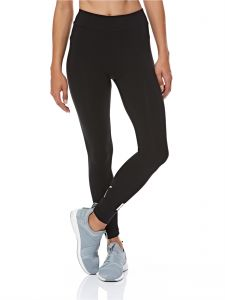 f5c9e8728f32 ESS Logo Leggings Cotton Black