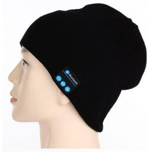 b36b19a7af8 Wireless Bluetooth Smart Cap Warm Beanie Hat Headphone Headset Speaker