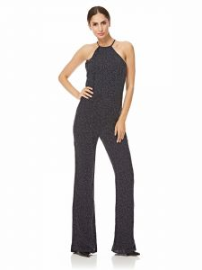3a968ebfd5e9 Mango Straight Jumpsuit for Women - Black