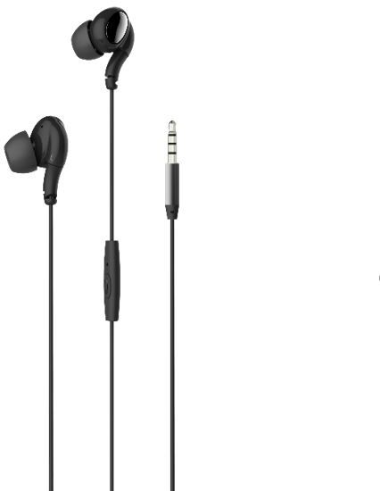 ... Noise-isolating Headphones with Mic & Volume Control Noise Cancelling ,extra bass ,Single-Button Remote,Bright Treble,3.5mm plug for Samsung Ipone Ip