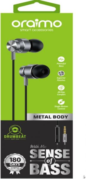 ... Noise-isolating Headphones with Mic & Volume Control Noise Cancelling ,extra bass ,Single-Button Remote, wear resistant,Powerful Bass 3.5mm plug for